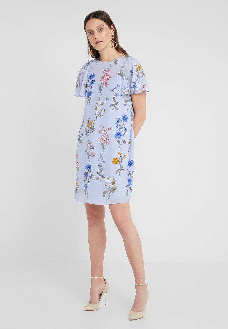 J.CREW - GIULIETTA DRESS BOTANICAL  - Cocktailkleid/festliches Kleid - shale/multi-coloured