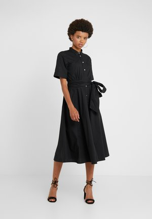 REDBURY DRESS SOLID - Robe chemise - black