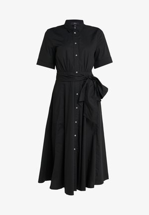 REDBURY DRESS SOLID - Blusenkleid - black