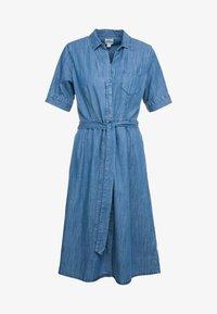 J.CREW - REDBURY DRESS CHAMBRAY - Sukienka koszulowa - lakeshore blue - 3