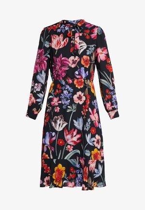GENOVA DRESS - Denní šaty - black