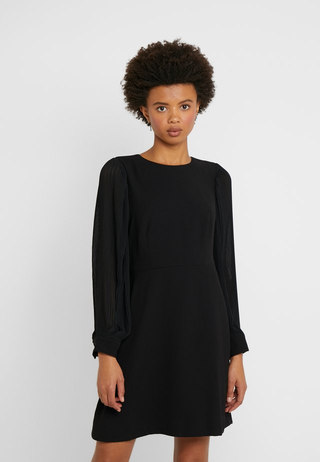 FOGGIA DRESS - Korte jurk - black