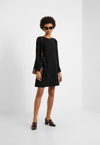 J.CREW - FOGGIA DRESS - Robe d'été - black - 1