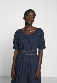 J.CREW - GWEN DRESS - Day dress - navy - 3