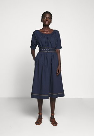 GWEN DRESS - Day dress - navy