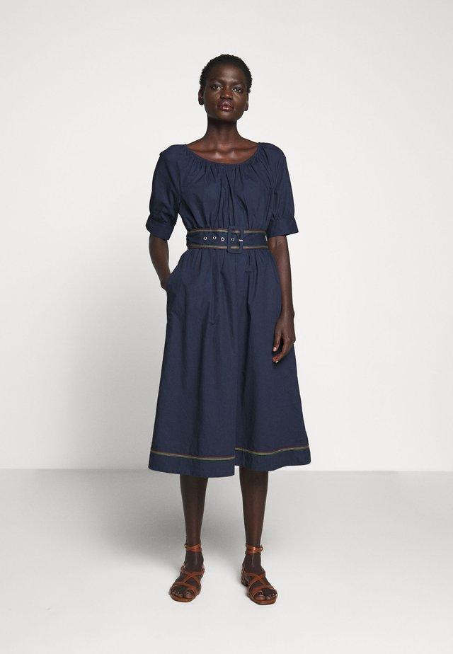 GWEN DRESS - Day dress - navy
