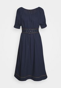 J.CREW - GWEN DRESS - Kjole - navy - 7