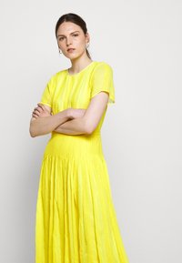 J.CREW - JUDY DRESS - Vapaa-ajan mekko - bright kiwi - 5