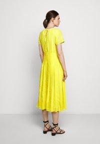 J.CREW - JUDY DRESS - Vapaa-ajan mekko - bright kiwi - 2