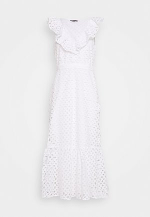 PANAMA DRESS - Sukienka letnia - white
