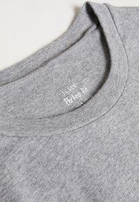J.CREW - SLIM PERFECT  - Topper langermet - heather grey - 4
