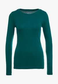 J.CREW - SLIM PERFECT  - Long sleeved top - academic green - 3