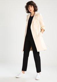 J.CREW - SLIM PERFECT  - Bluzka z długim rękawem - black - 1