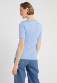 J.CREW - SLIM PEFECT ELBOW SLEEVE TEE - T-shirt basic - frosty sky - 2