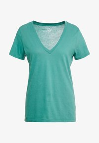 J.CREW - NEW TEE - Basic T-shirt - rugby green - 4