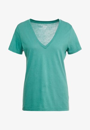 NEW TEE - Basic T-shirt - rugby green