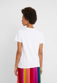 J.CREW - DESTINATION TEE - Print T-shirt - white - 2