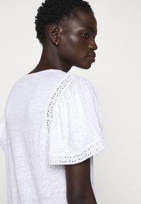 J.CREW - INSERT TEE - Print T-shirt - white - 3