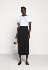 J.CREW - INSERT TEE - Print T-shirt - white - 1