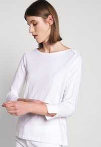 J.CREW - PAINTER - Long sleeved top - white - 3