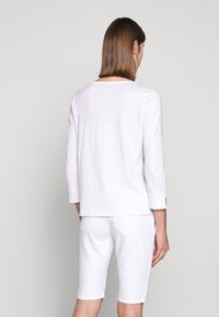 J.CREW - PAINTER - Long sleeved top - white - 2