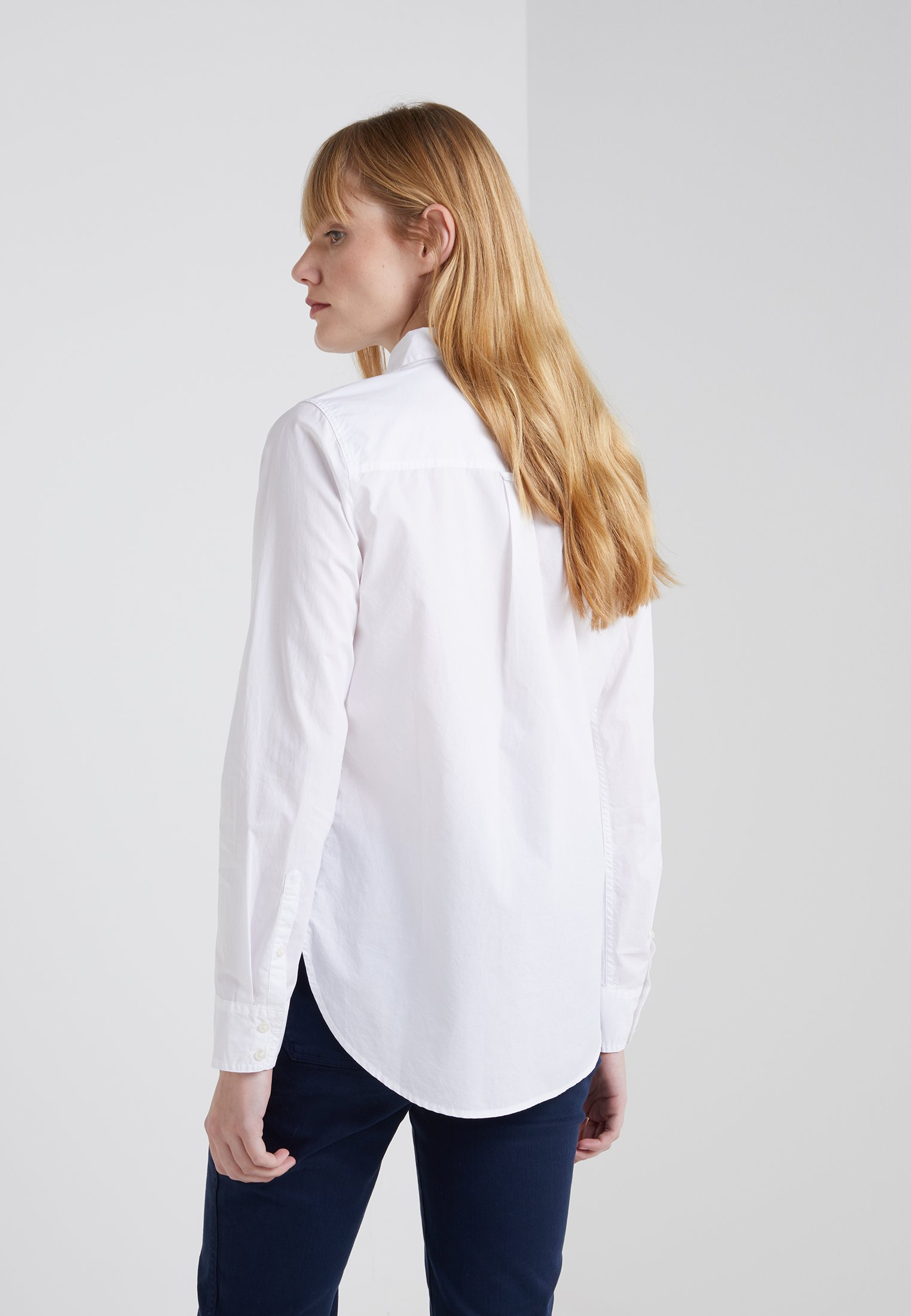 J.CREW BOY POPLIN - Koszula - white