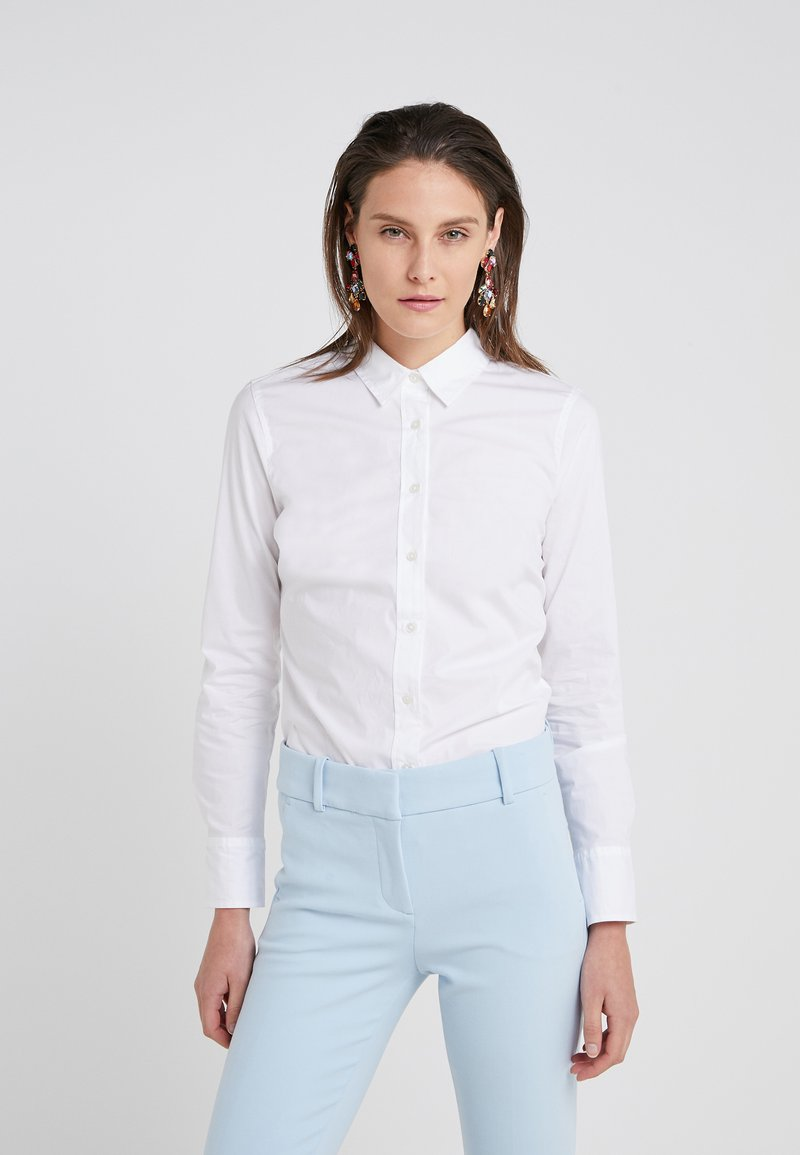 J.CREW - SLIM STRETCH PERFECT - Hemdbluse - white