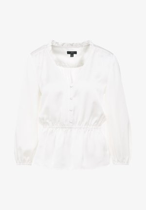 BELIZE BLOUSE POLY CHARM - Camicetta - ivory