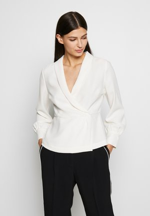 GEFFREY BLOUSE LUCKY - Blouse - ivory