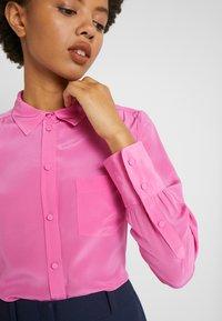 J.CREW - ROBBIE SHIRT  - Blouse - intense pink - 5