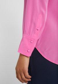 J.CREW - ROBBIE SHIRT  - Blouse - intense pink - 3