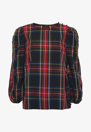 ROSARITA PLAID STEWART - Bluse - red/green/multi