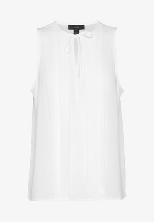 MITCHELL PLEATED BLOUSE HANA - Blůza - ivory