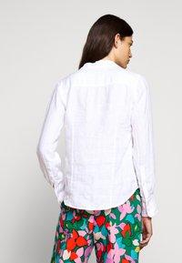 J.CREW - PERFECT IN BAIRD - Overhemdblouse - white - 2