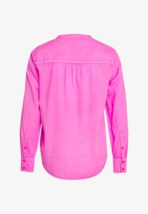 STORM GARMENT DYED - Blouse - neon flamingo