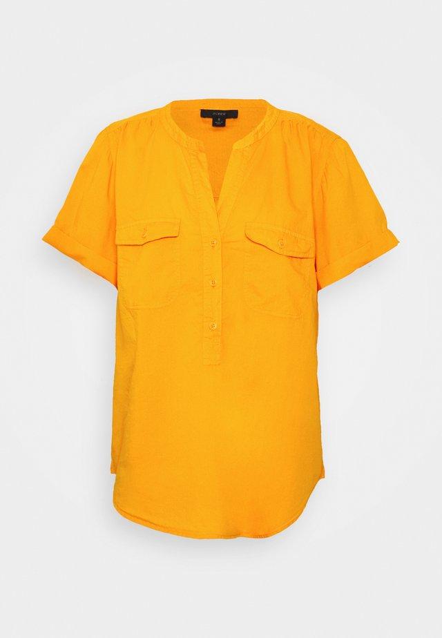 SLEEVELESS STORM - Bluse - orange