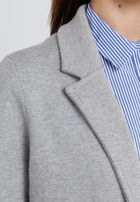 J.CREW - SOPHIE OPEN FRONT - Blazer - heather grey - 4