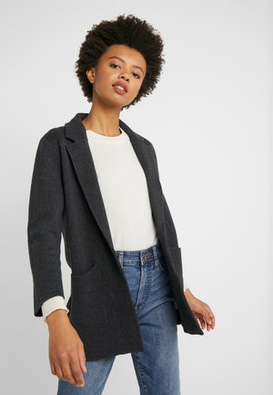 SOPHIE OPEN FRONT - Blazer - heather coal