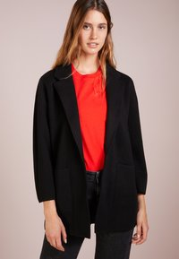 J.CREW - NEW LIGHTWEIGHT  - Cardigan - black - 0