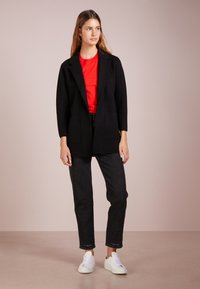 J.CREW - NEW LIGHTWEIGHT  - Cardigan - black - 1
