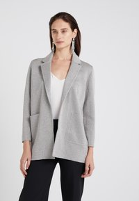 J.CREW - HANNAH - Blazer - silver/heather grey - 0
