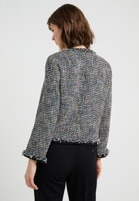 J.CREW - ROBIN PRINTEMPS - Summer jacket - black/rainbow multi - 2