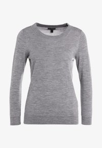 J.CREW - TIPPI CREW - Sweter - heather smoke - 4