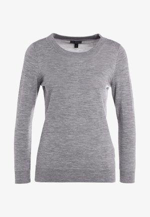 TIPPI CREW - Pullover - heather smoke