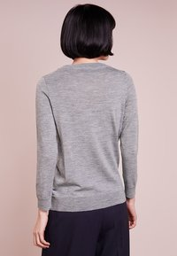 J.CREW - TIPPI CREW - Sweter - heather smoke - 2