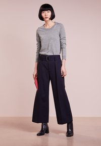 J.CREW - TIPPI CREW - Jumper - heather smoke - 1