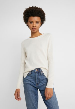 LAYLA CREW - Jumper - natural