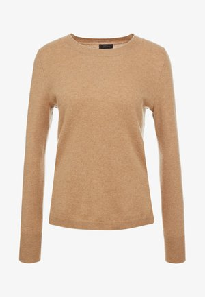 LAYLA CREW - Pullover - heather camel