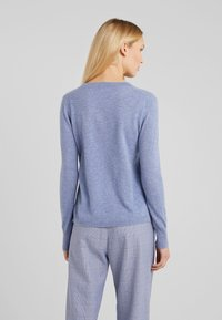 J.CREW - LAYLA CREW - Sweter - heather river - 2