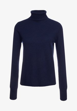 LAYLA TURTLENECK - Jumper - navy
